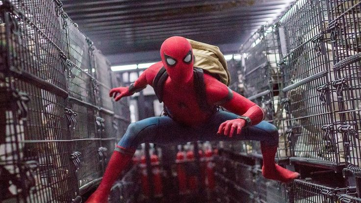 As Spidey enters the Avengers arena, he doesn't lose himself.