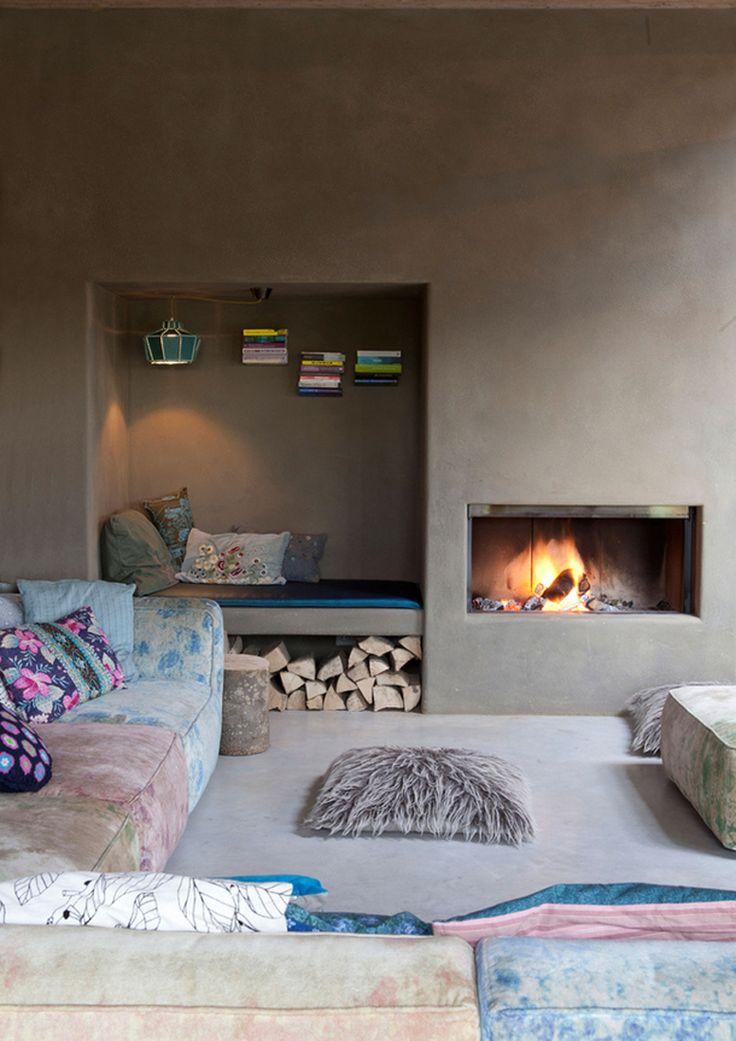 Pi di 25 fantastiche idee su colori della casa di for Design di casa di campagna inglese