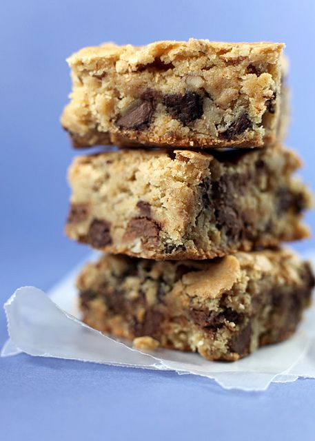 IMG_9928 by Bakerella, via Flickr  I remember congo bars when Mama made them!