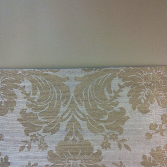 grasscloth wallpaper painted - photo #29
