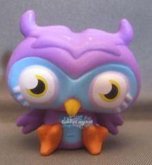 Prof. Purplex #74 Moshi Monsters Moshlings Series 1 Toy Figure #moshimonsters