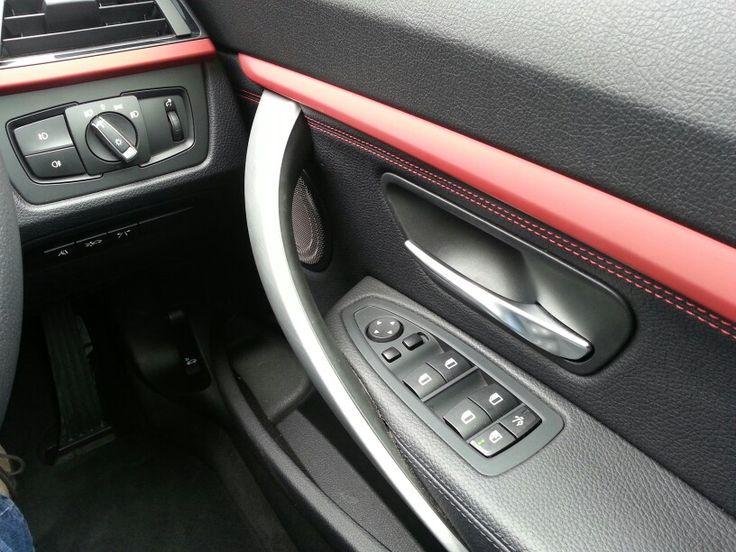 BMW GT Sport. Great interior detail.