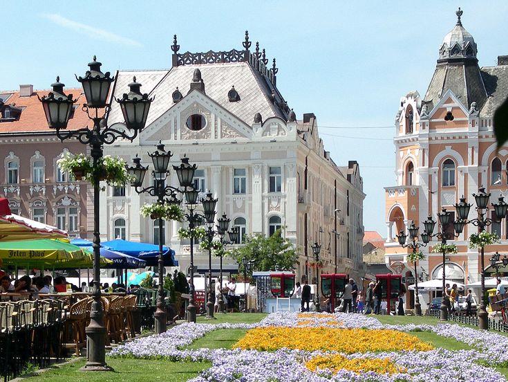 Novi Sad, Serbia  I love this city