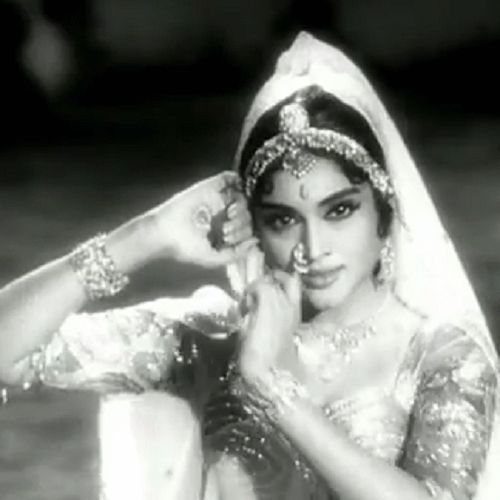 The original Bollywood dancer #vyjayanthimala