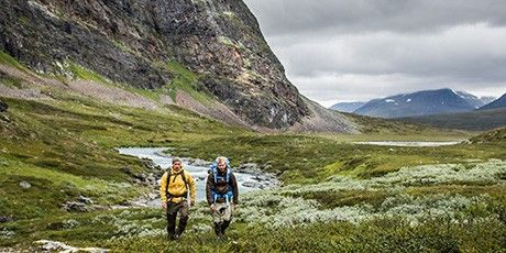 Fjällräven Classic - A 110 km long adventure through Swedish mountains. [THIS WILL HAPPEN AT SOME POINT IN MY LIFE]