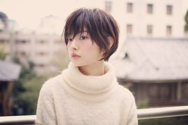 切るなら今!冬にこそオススメしたい最旬ショートヘアカタログ♡ - Yahoo! BEAUTY