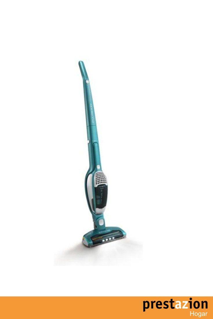 electrolux zb 2933 escoba y aspirador de mano 2 en 1 color azul turquesa