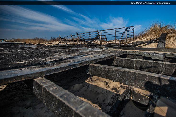 Na wydmach bez zmian – czekamy na remont – Zobacz zdjęcia   Świnoujście w sieci