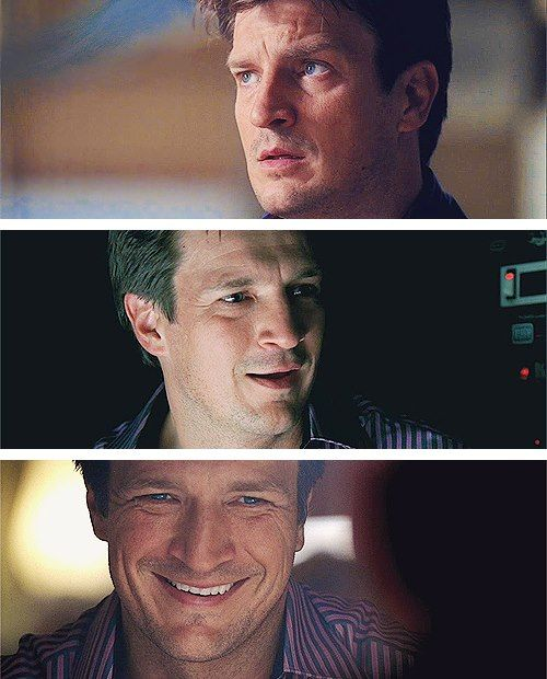 THAT'S RIGHT. Ruggedly handsome. since 2009. 2009!?!?! Try since 2002 (Firefly)!