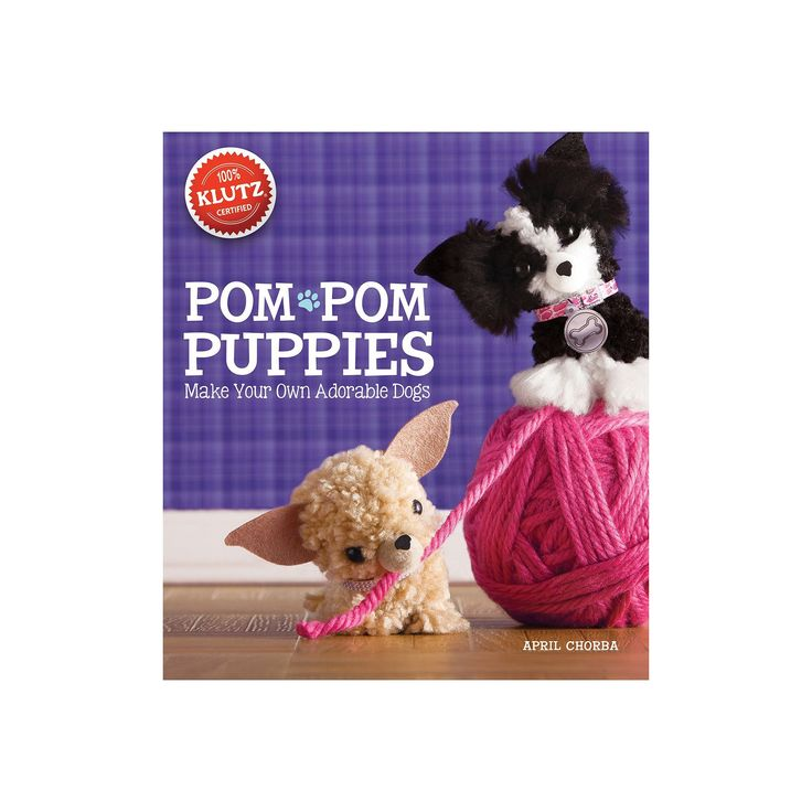 25+ einzigartige pom pom puppies ideen auf pinterest | pom pom