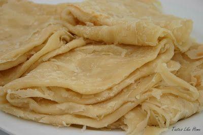 Guyanese Roti...(Craving some!)