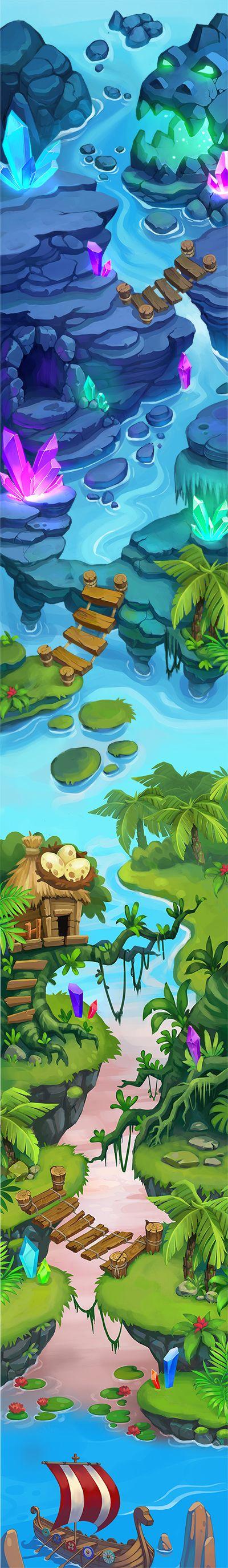 Lil Quest Maps on Behance