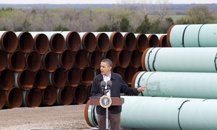 US president expected to turn down controversial TransCanada proposal to build 1,700-mile pipeline through six American heartland states