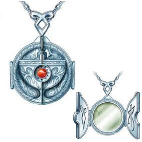 The Mortal Instruments:City of Bones Portal Necklace w/Hinged Door | UK Merchandise from ForbiddenPlanet.com | £53.99