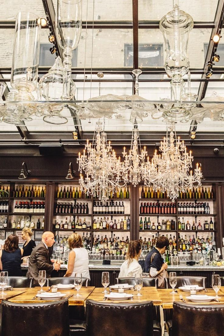 Dine on Italian cuisine in the Atrium-style on-site restaurant. NOMO SOHO (New York, New York) - Jetsetter