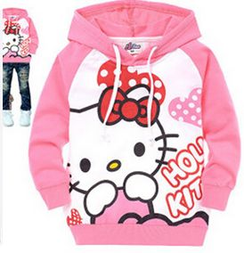 Hello+Kitty+High+Sweatshirts | See the small card with the code on it? The seller printed that out ...