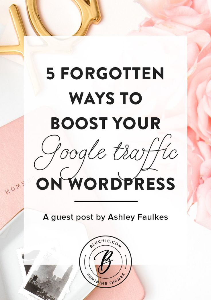 Getting more traffic from Google does not always have to be hard. Here are 5 simple ideas to help you get more Google traffic to your WordPress website today. Click to read more!