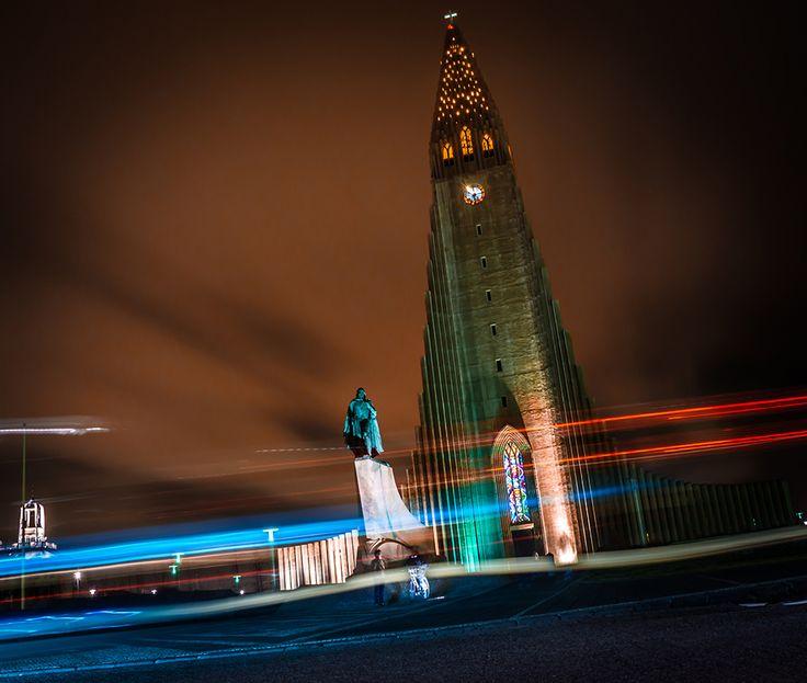 Хатльгримскиркья: семь интересных фактов о самой красивой церкви Скандинавии #iceland #reykjavik