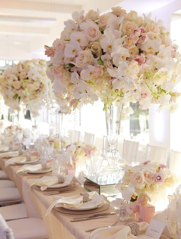 12 Long Wedding Tables Youll Love Wedding Flowers And