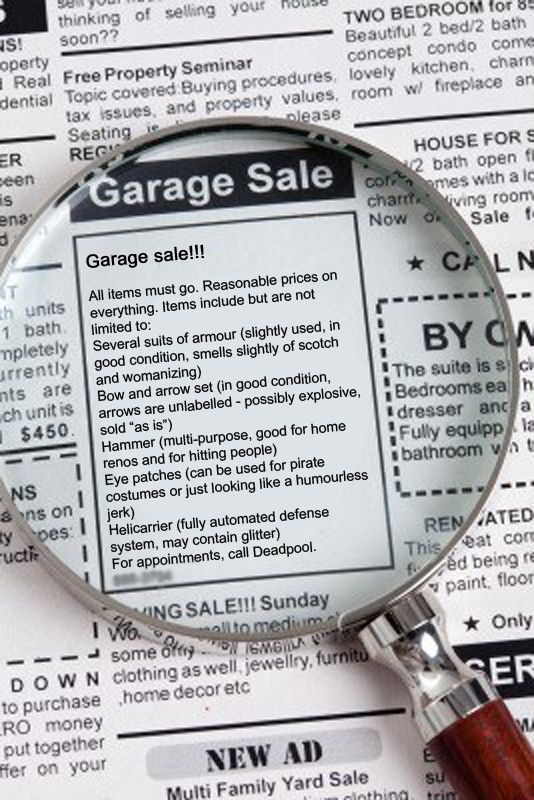 40 best images about garage yard sale humor funny on for Garage ad lorient