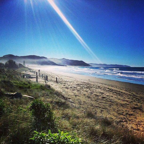 Waimarama Beach in Hastings, Hawke's Bay- little summer treasure hidden on the Hawkes Bay coast