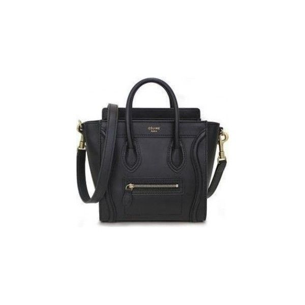 Celine Nano Bag ❤ liked on Polyvore featuring bags, handbags, sac, purses, accessories and bolsas