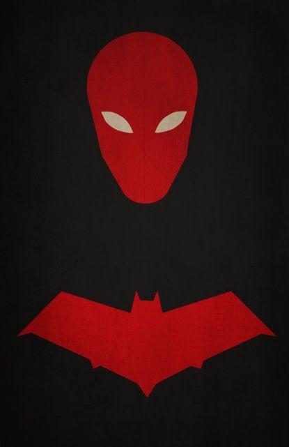 Red Hood, Jason Todd Art Print