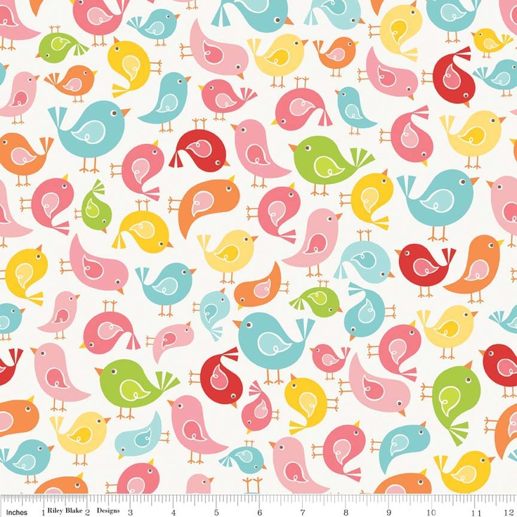 Hello Sunshine by Lori Whitlock for Riley Blake Designs