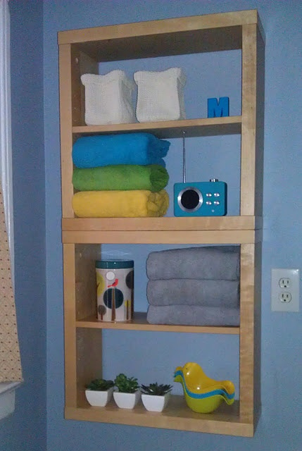 the stacker bedside table hack