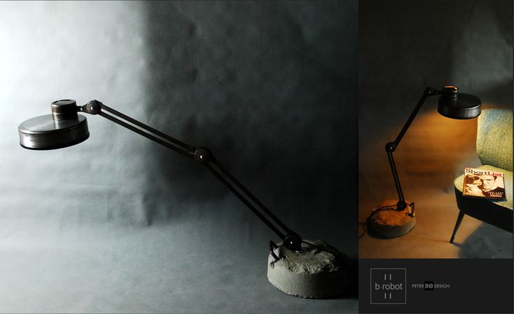 La lamp | PETERBODESIGN