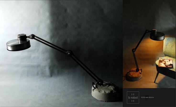 La lamp   PETERBODESIGN
