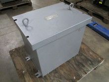 Reliance 14 kVA 460 Delta to 230Y / 133 V 3 Phase Dry Type Transformer 77561-19X. See more pictures details at http://ift.tt/1PXjuis