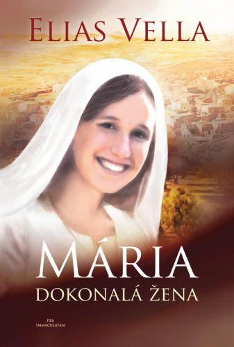 Mária - Dokonalá žena - Pri čítaní tejto knihy som mal pocit, že sa neustále zaplietam do podobných, ba rovnakých detailov o Márii a len ťažko si o nej poskladám celý obraz.