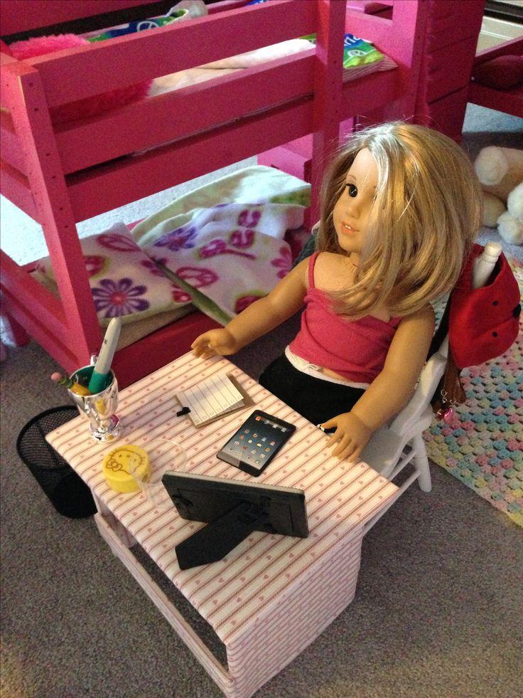 17 best ideas about girl desk on pinterest girls bedroom for Diy desk stuff