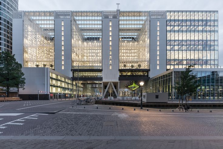 Completed in 2017 in Den Haag, The Netherlands. Images by Delfino Sisto Legnani and Marco Cappelletti, Nick Guttridge. Rijnstraat 8, the renewed government office building housing the Ministry of Foreign Affairs, the Ministry of Infrastructure and Water Management,...