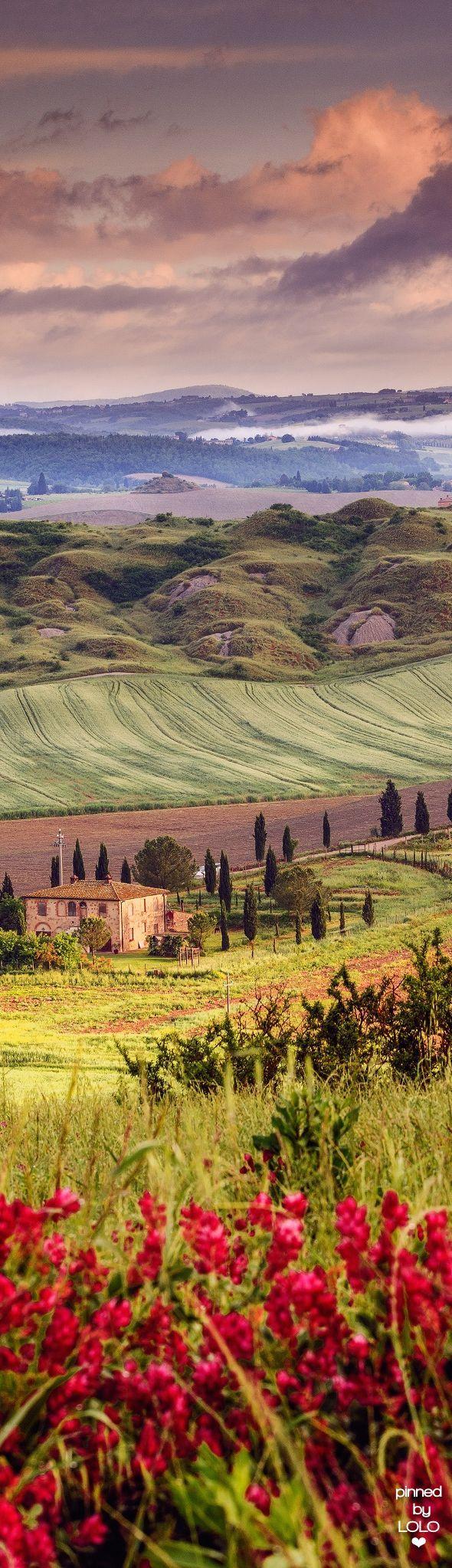 Tuscany | LOLO❤︎