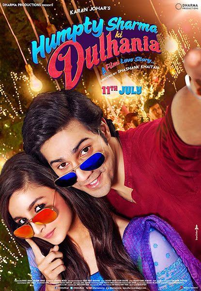 Humpty Sharma Ki Dulhania 2014 Full Movie [Hindi-DD5.1] 720p BluRay ESubs Download