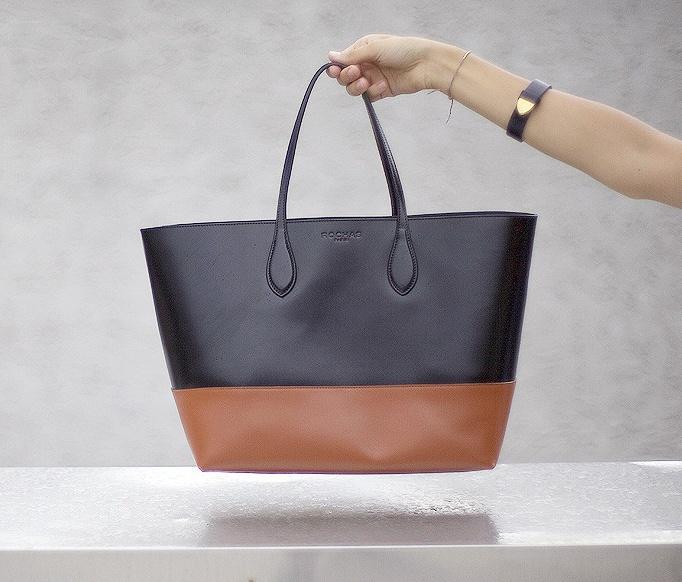 a11501b9f87e Color block bag   shoot insp. 8/26   Bags, Tote Bag, Fashion