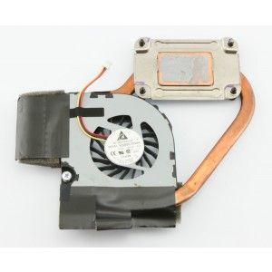608229-001 HP Pavilion DM4 DM4-1000 Series CPU Cooling Heatsink With Fan