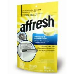 Affresh Dishwasher and Garbage Disposal Cleaner Review - from Stain-removal-101.com - Taylor Flanery pinterest board
