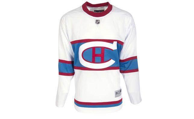 Montreal Canadiens unveil jersey for 2016 Bridgestone NHL Winter Classic - Montréal Canadiens - News