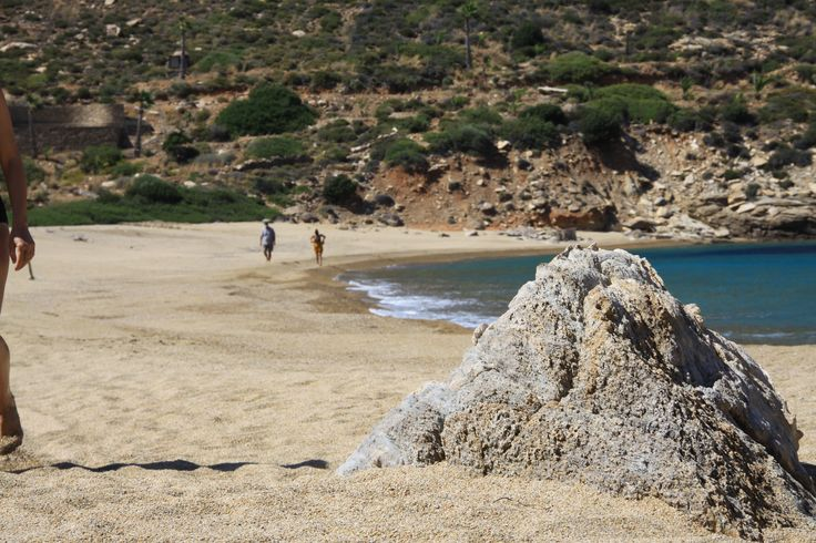 Papas Beach Ios Island