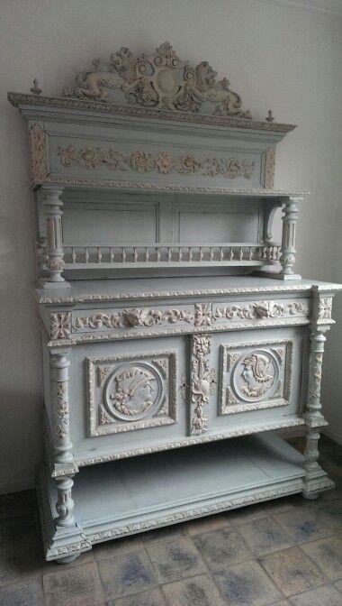 les 17 meilleures images concernant relooke vieux meubles sur pinterest meubles shabby chic. Black Bedroom Furniture Sets. Home Design Ideas