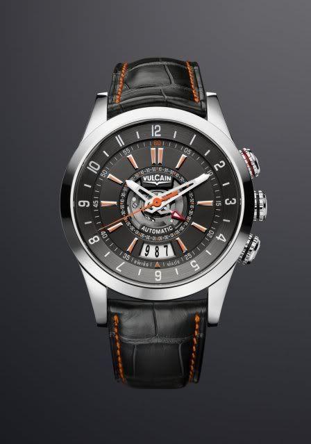 watch Vulcain V-21 - http://www.vulcain-watches.ch