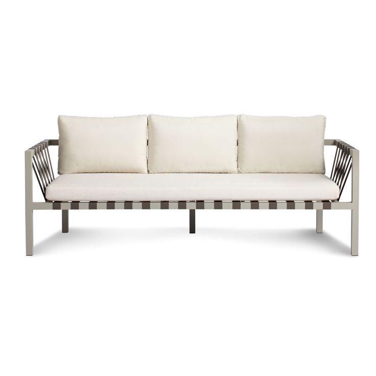 Die besten 25+ Modern outdoor sofas Ideen auf Pinterest - Sofa Im Garten 42 Gestaltungsideen Fur Gemutliche Sitzecken Im Freien