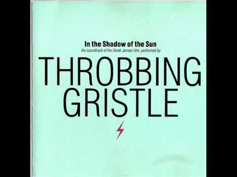 """Throbbing Gristle - In The Shadow Of The Sun """"We try to imagine the audience are already dead and then we don't have to refer to their wants or desires or feel we're trying to pander to what they want us to be."""""""