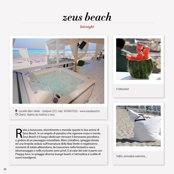 Zeus - Lecce http://2night.it/zeus-beach-gallipoli.html | 2night ...