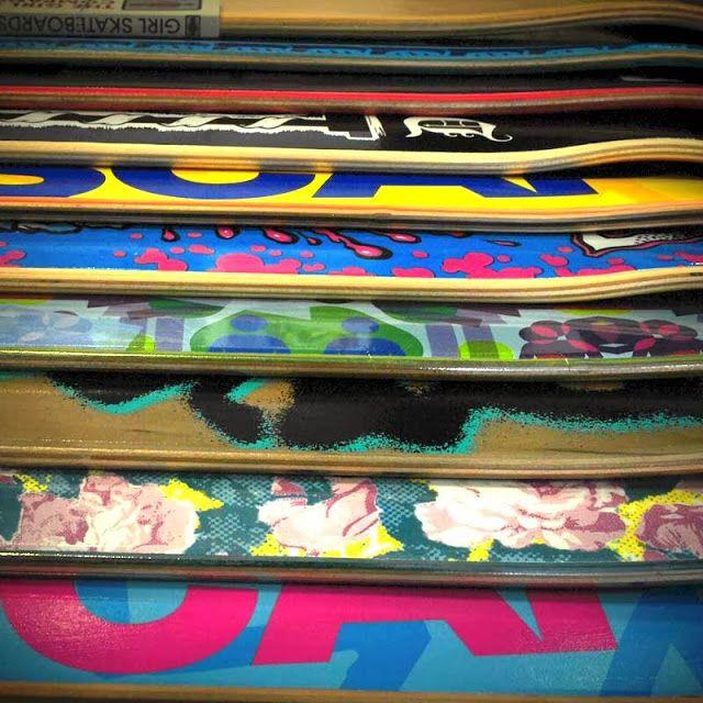 Skateboard Decks just in...