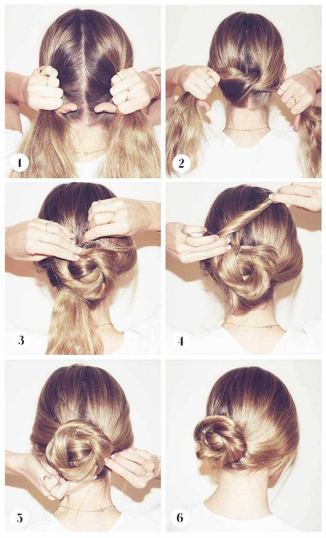 Elegant Et Facile 50 Ponytail Et Long Id De Coiffure Coiffure Elegant Facile Long Ponytail Hair Styles Chic Hairstyles Long Hair Styles