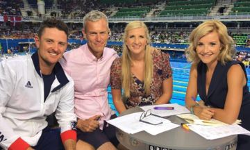 Helen Skelton's Dress Causes Sexism Storm, She Casually Proves She Doesn't Give A S**t
